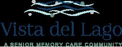 Vista Del Lago Memory Care Logo